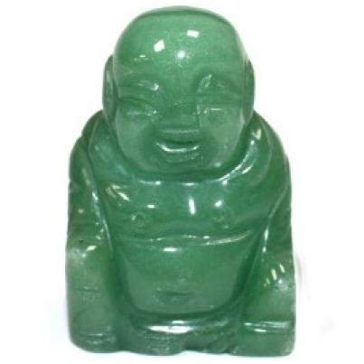 Buda de pedras preciosas - Jade