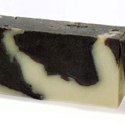 Sabonete artesanal de Canela