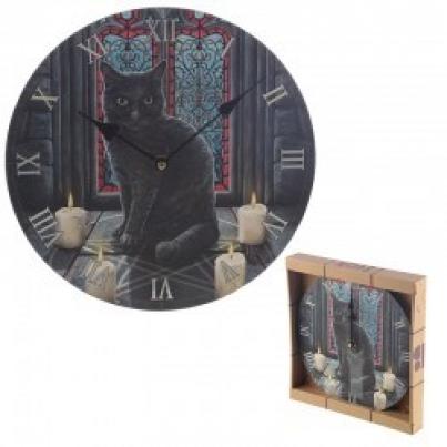 Relógio Lisa Parker - Gato Sagrado