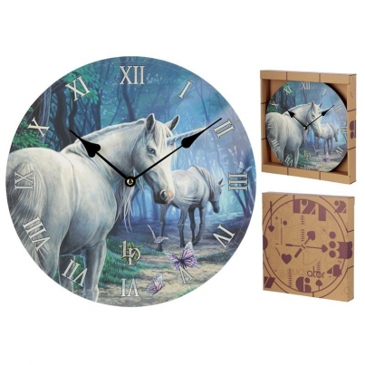 Relógio Lisa Parker - Unicórnio em Viagem