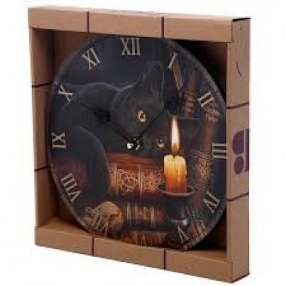 Relógio Lisa Parker - Gato das bruxas