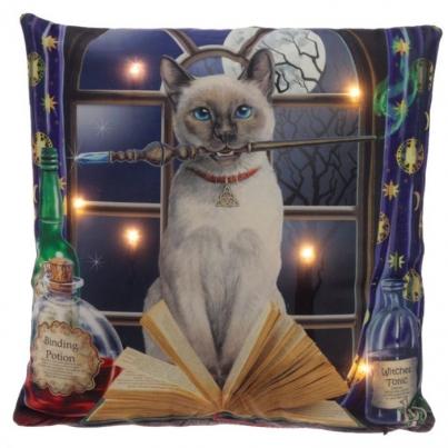 Almofada Lisa Parker - Gato Hocus Pocus