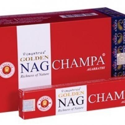 Goloka Nag Champa Golden