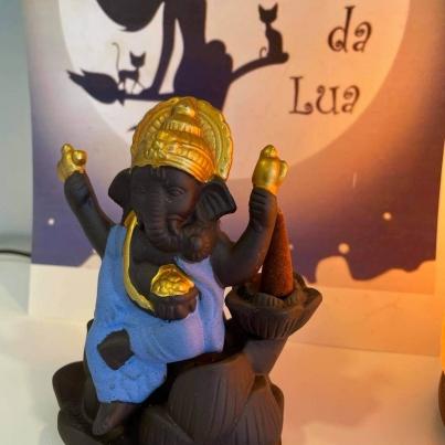 Queimador Afluxo Ganesha